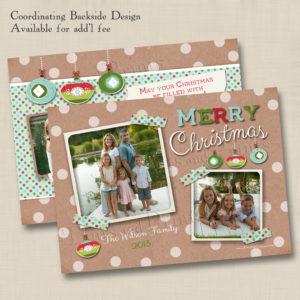 8x8 Crafty Washi Holiday 1,2