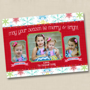 8x8 Merry & Bright Holiday 1