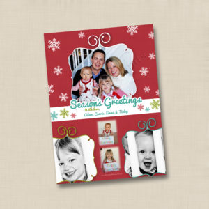 8x8 Whimsical Holiday 1