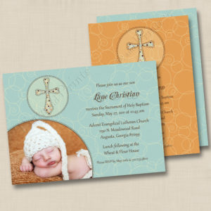 8x8 Circle of Life Baptism 3