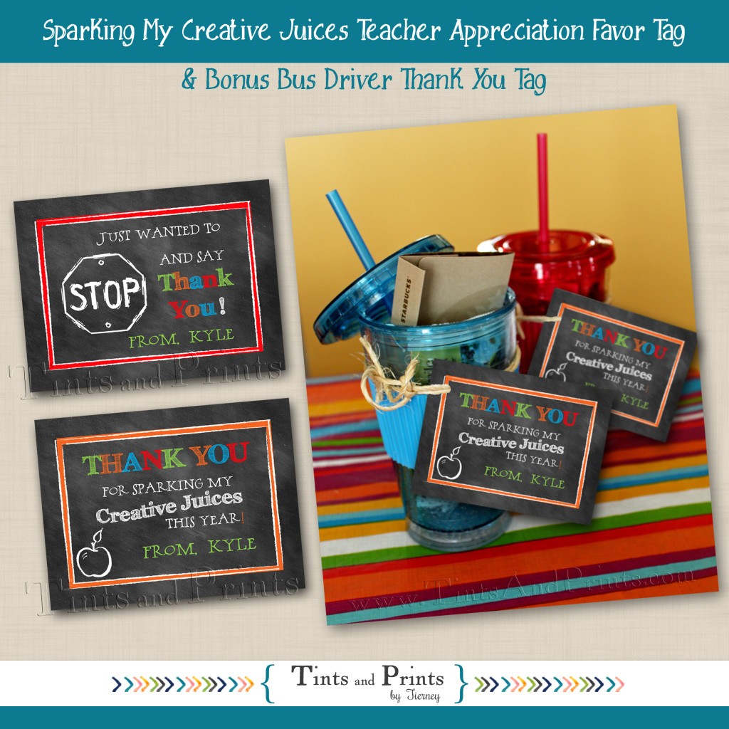 8x8 Etsy Display - Creative Juices Teacher Gifts