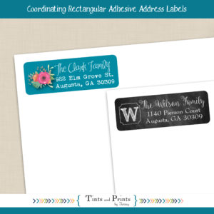 8x8 Etsy Display - WHCC 0.875x2.5 Return Address Labels
