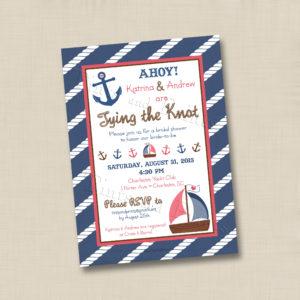 8x8 Nautical Knot Wedding 1