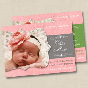 8x8 Precious in Pink Baby 1