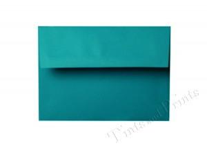 A7 Envelopes alpine blue-old