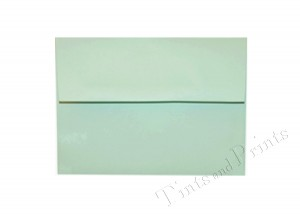 A7 Envelopes clearwater blue