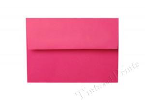 A7 Envelopes hot pink