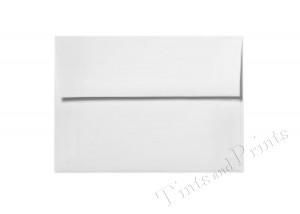 A7 Envelopes white