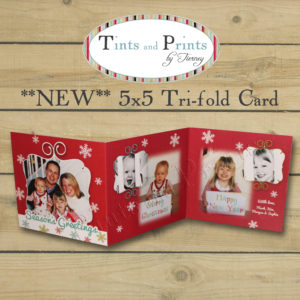 8x8 Etsy Display - Tri-fold Whimsical Holiday 1
