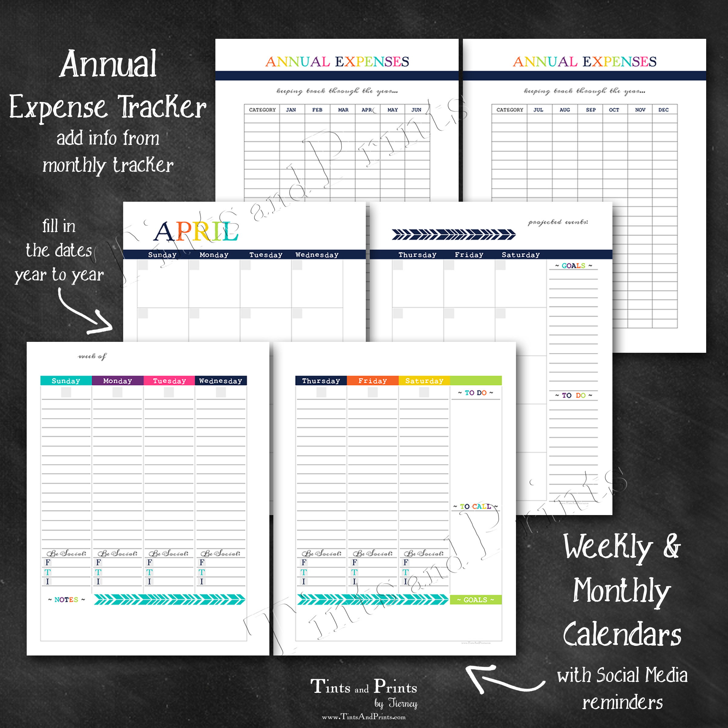 image relating to Free Printable Direct Sales Planner identified as Lead Revenue Printable Planner